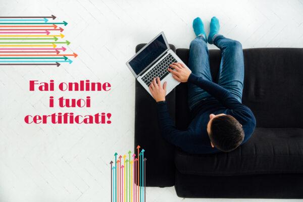 Certificati online