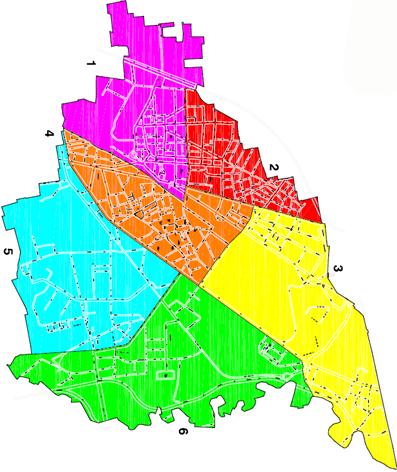 zanzarizzazione mappa