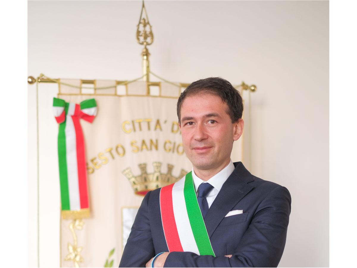 Gli auguri di buona Pasqua del sindaco Roberto Di Stefano