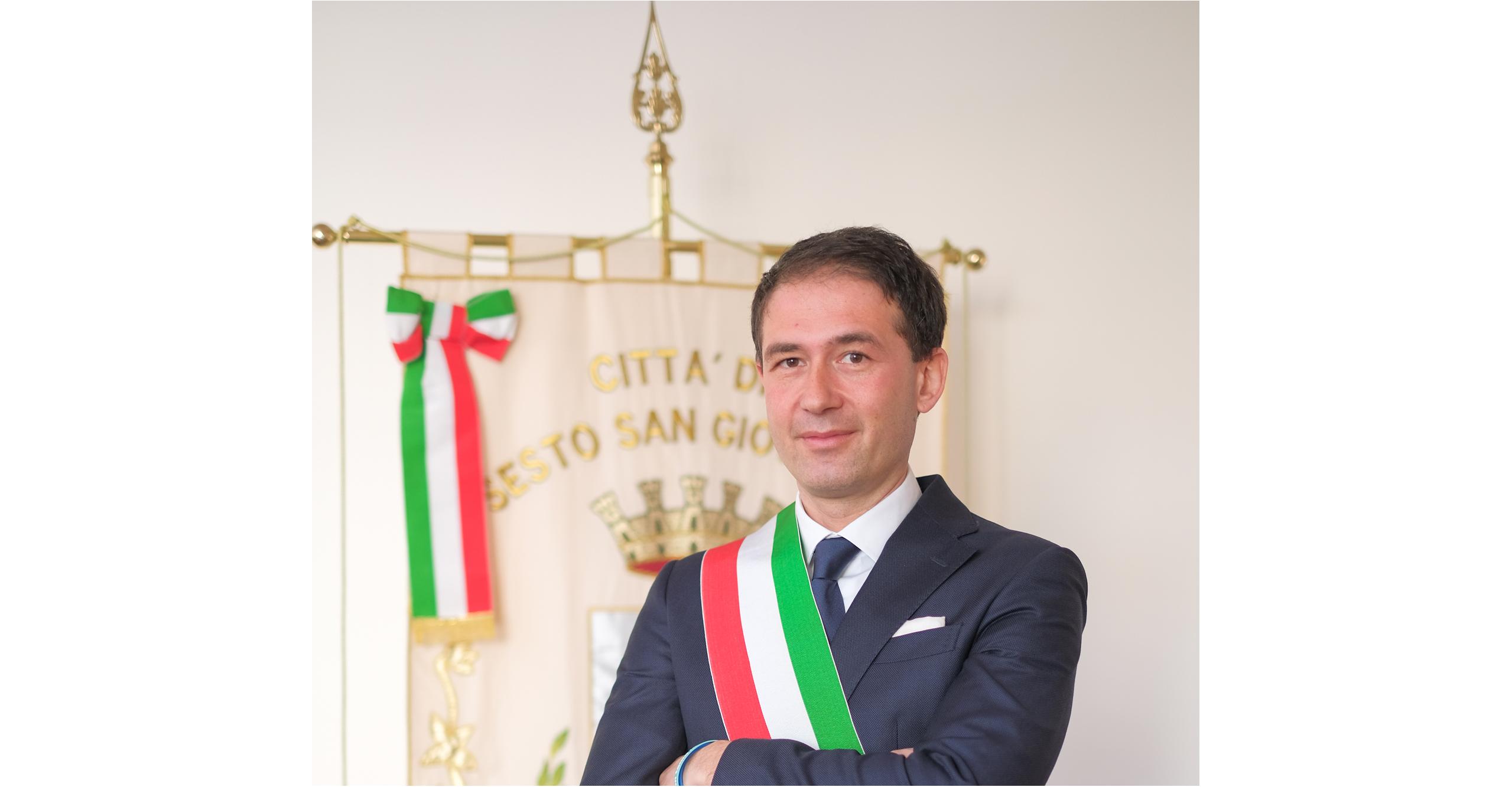 Sindaco Roberto Di Stefano