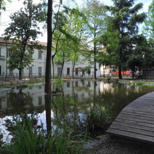 image Giardino botanico di villa Mylius
