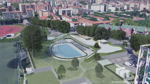 Carmen Longo: la cittadella dello sport