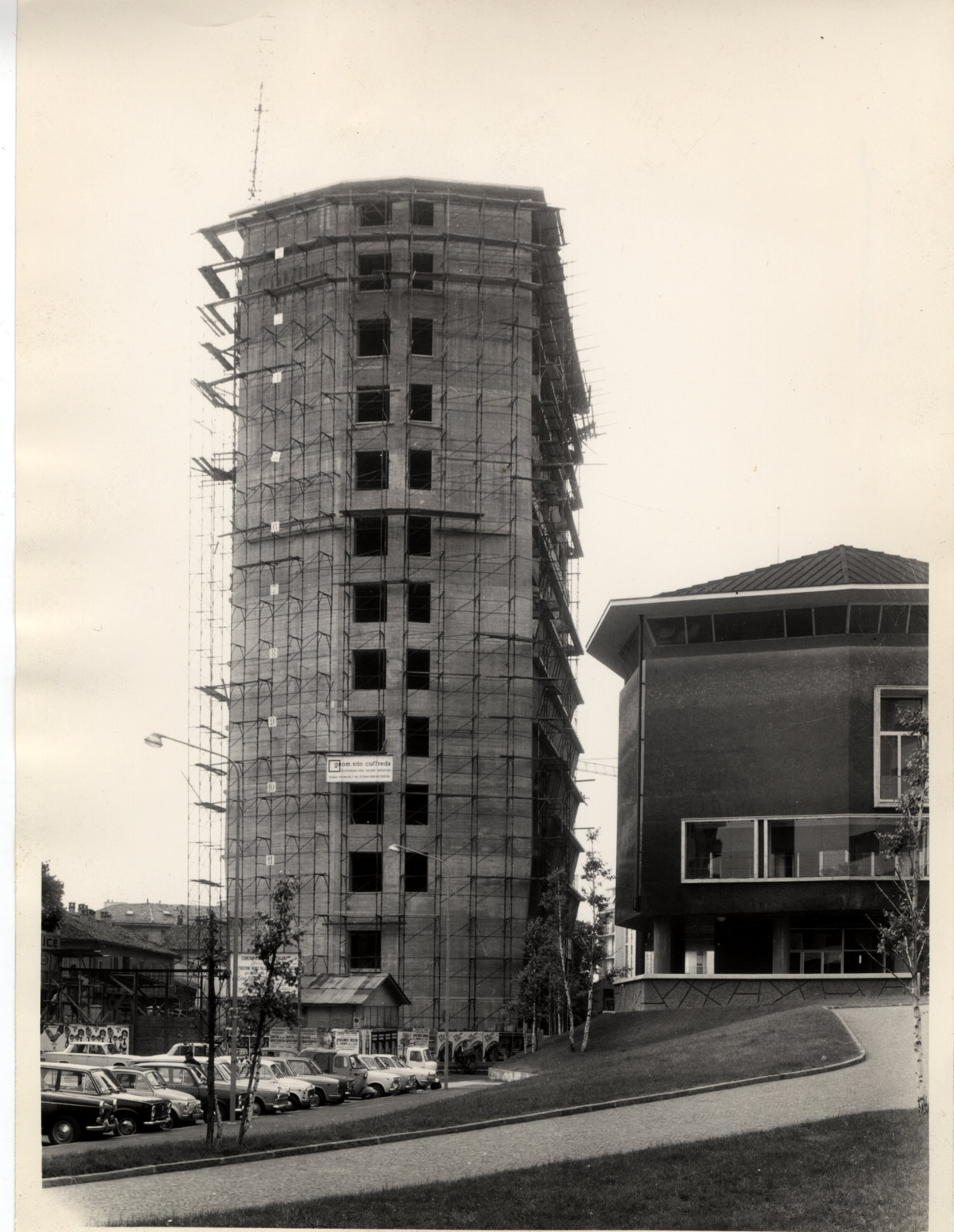 Municipio di Sesto San Giovanni - Foto storica