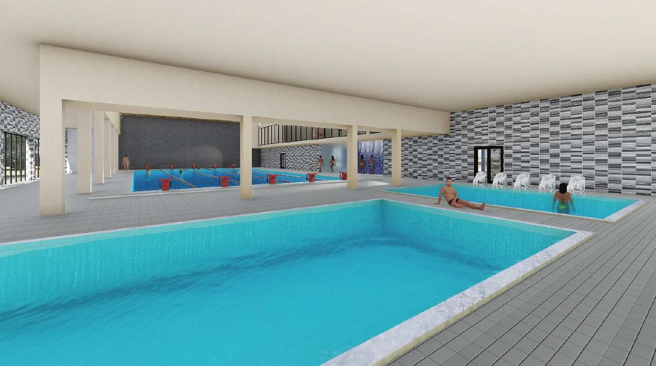 render piscina De Gregorio