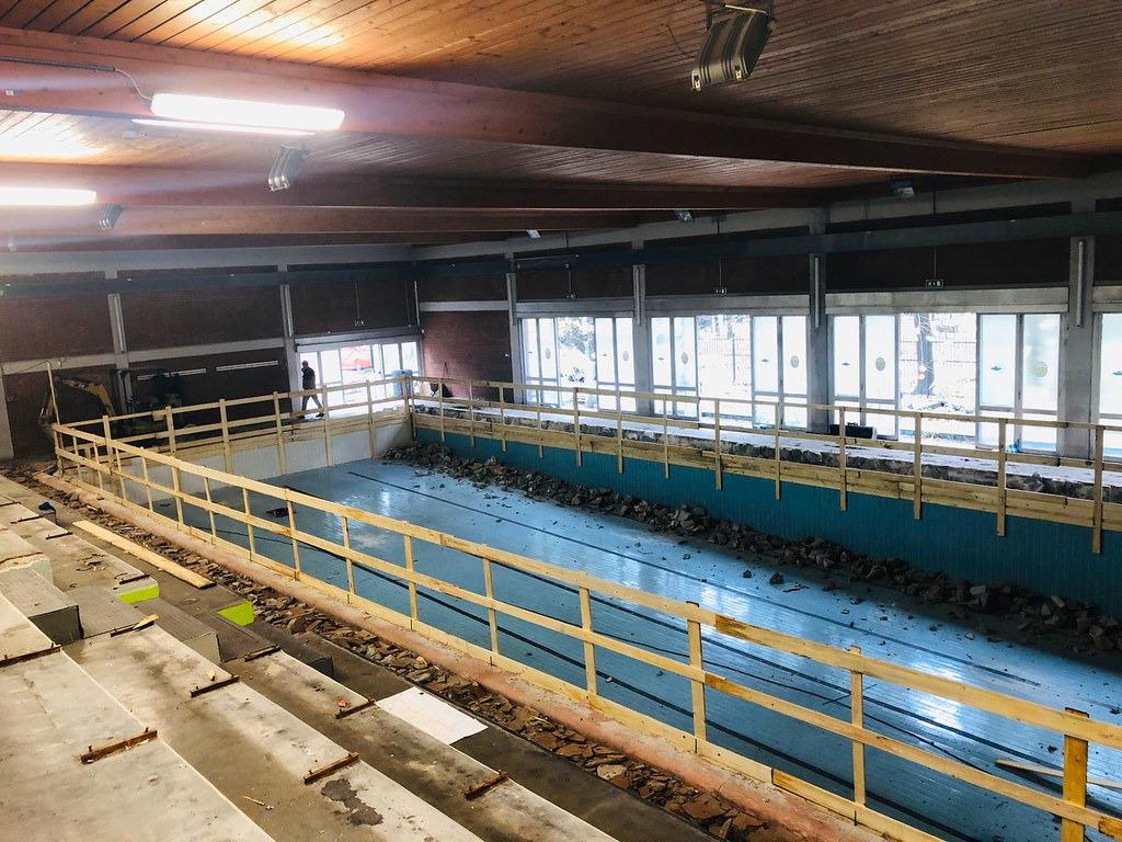 Cantiere piscina De Gregorio