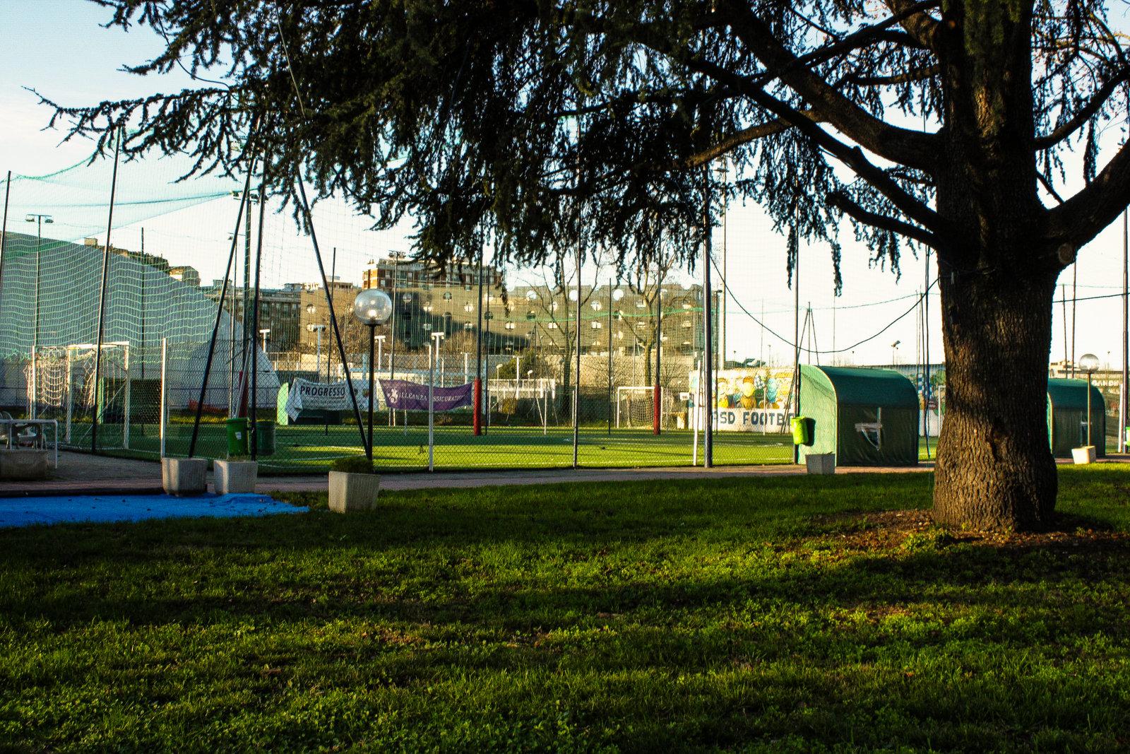 Centro sportivo Boccaccio