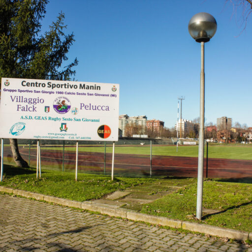 """image Centro sportivo """"Daniele Manin"""""""