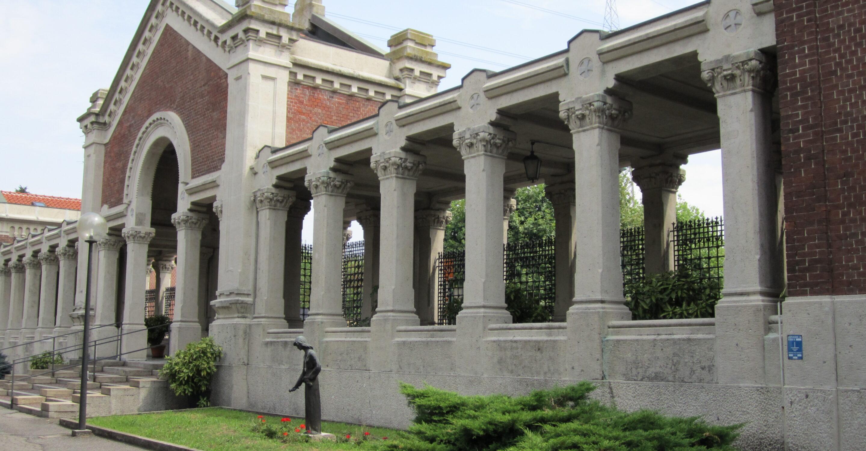 Cimitero vecchio monumentale
