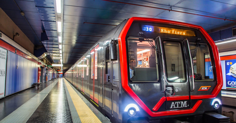 """Stazione metropolitana """"Sesto I Maggio"""" M1"""