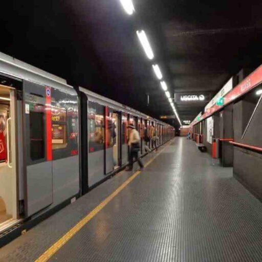 """image Stazione metropolitana """"Sesto Marelli"""" M1"""