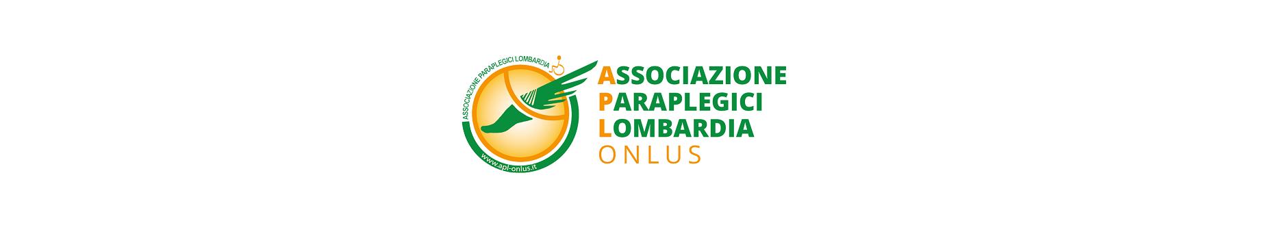 Associazione Paraplegici Lombardia Onlus logo