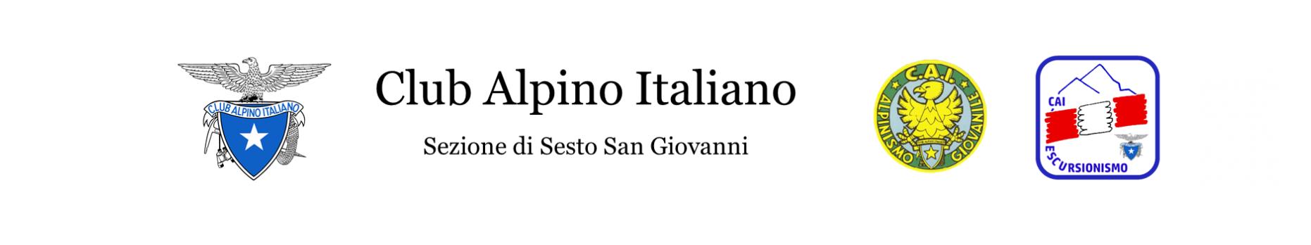 Associzione C.A.I. - Club Alpino Italiano Sezione di Sesto San Giovanni - logo