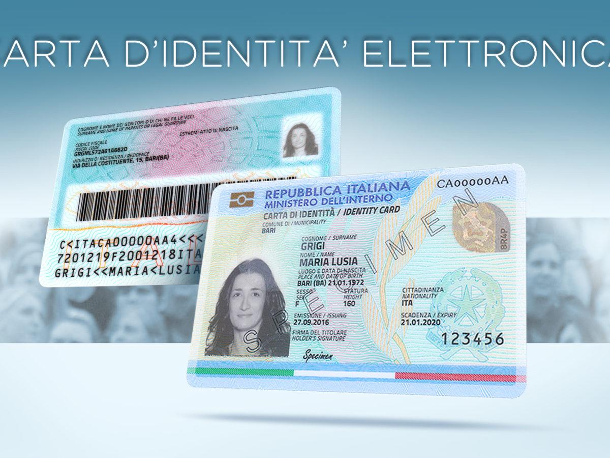 Carta d'identità: se è scaduta dopo il 1° gennaio 2020, rimane valida fino al 30 aprile 2021