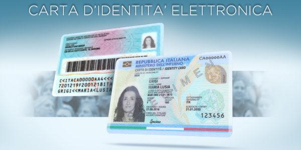 La validità della carta d'identità è prorogata