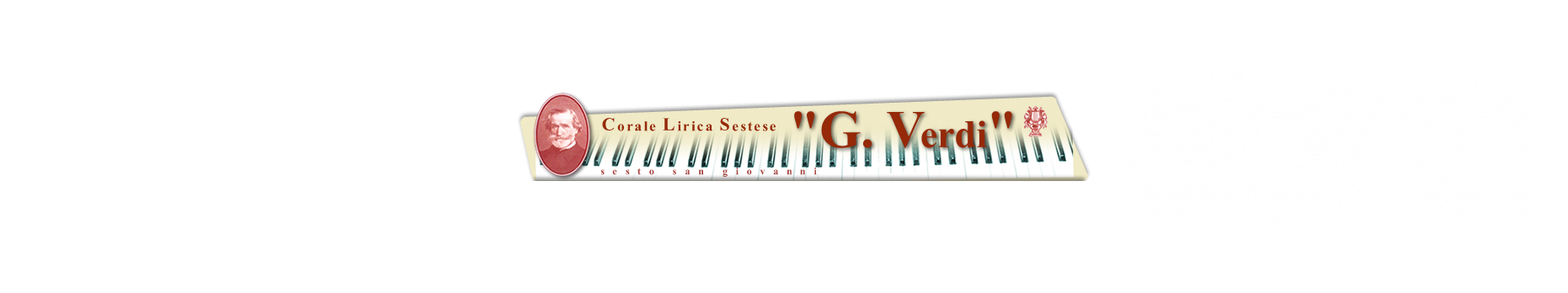 "Associazione Corale lirica Sestese ""Giuseppe Verdi"" - logo"