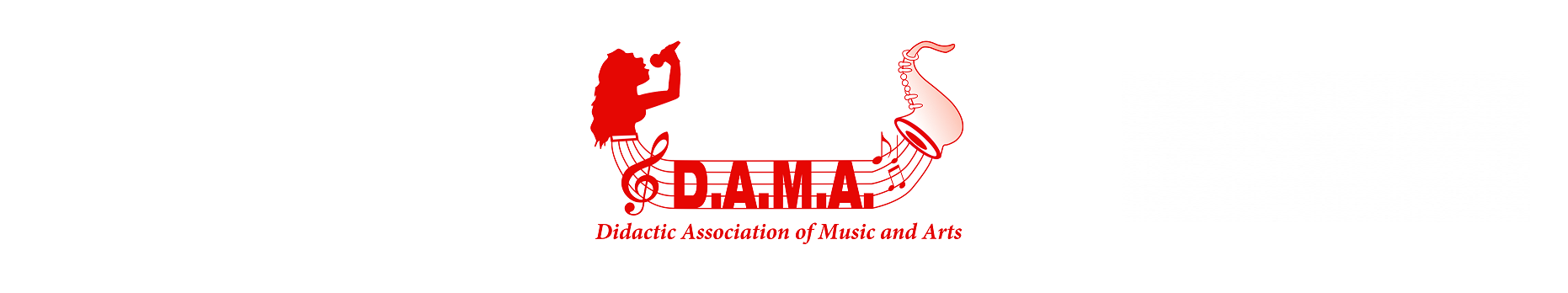 Associazione D.A.M.A. - Didactic Association of Music and Arts - logo