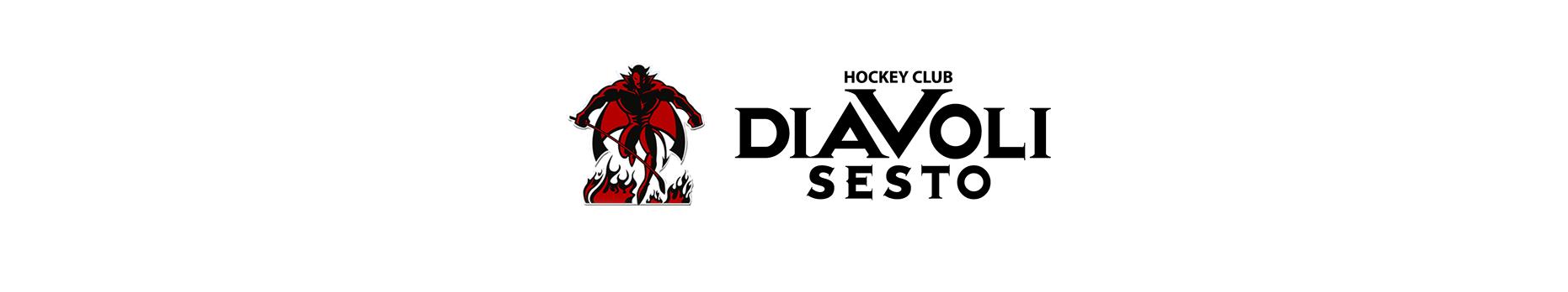 Hokey club diavoli di sesto logo