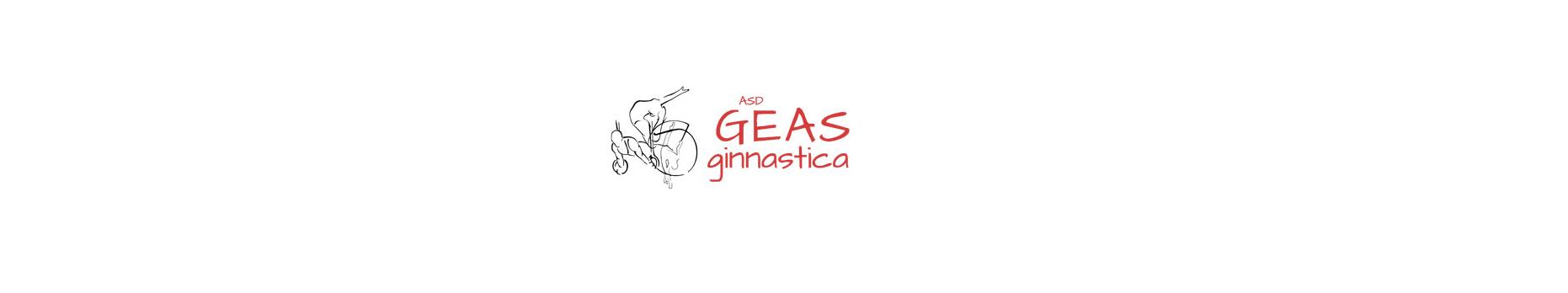Associazione G.E.A.S. - Ginnastica artistica e ritmica - logo
