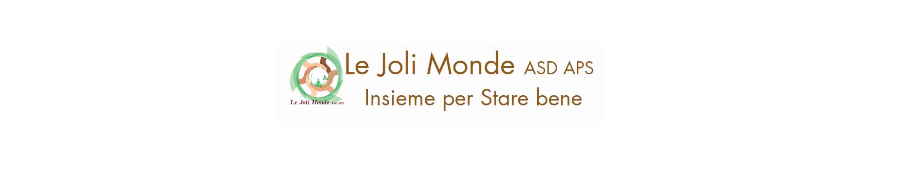 Associazione Le Joli Monde APS ASD logo