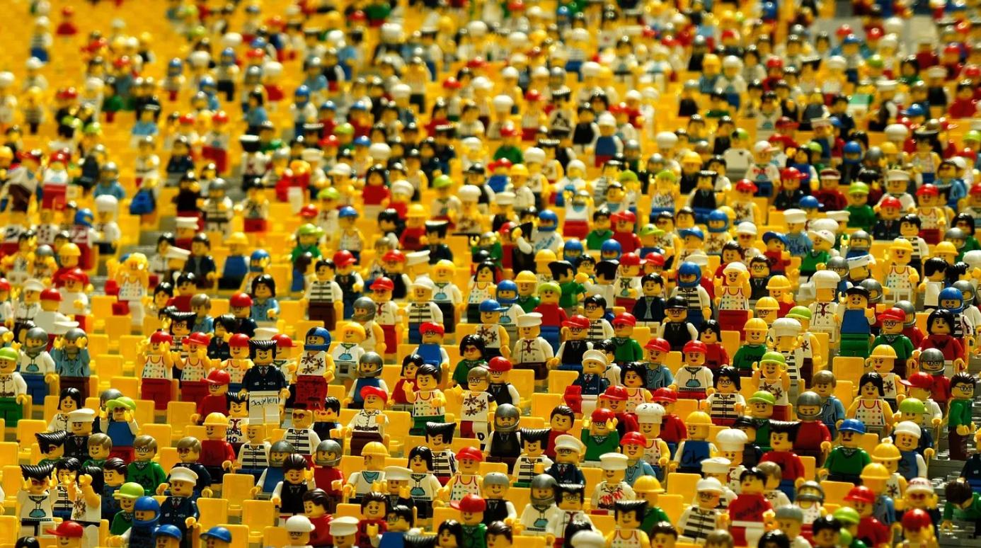 Lego persone