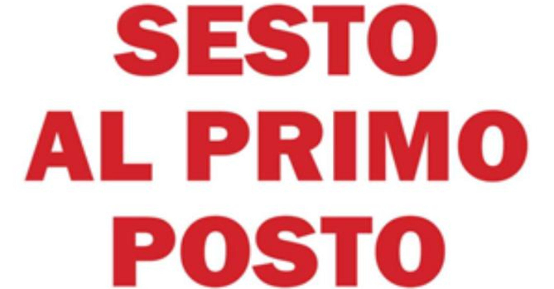 Logo Sesto al primo posto