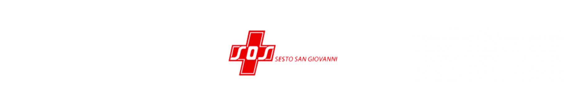 Associazione SOS di Sesto San Giovanni - Associazione volontaria di pronto soccorso e pubblica assistenza ONLUS - logo