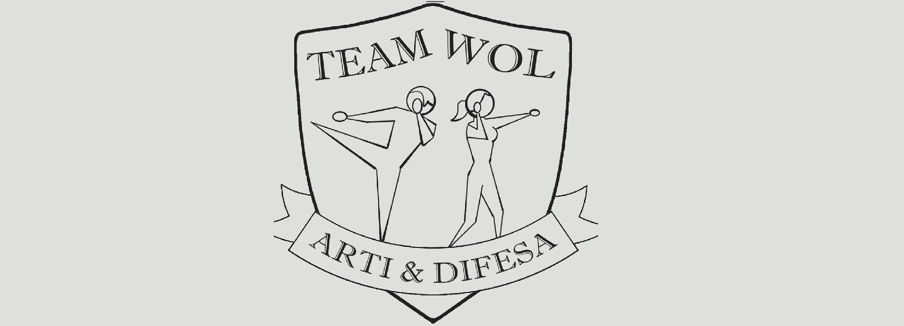 Associazione Team Wol ASD Arti e Difesa - logo