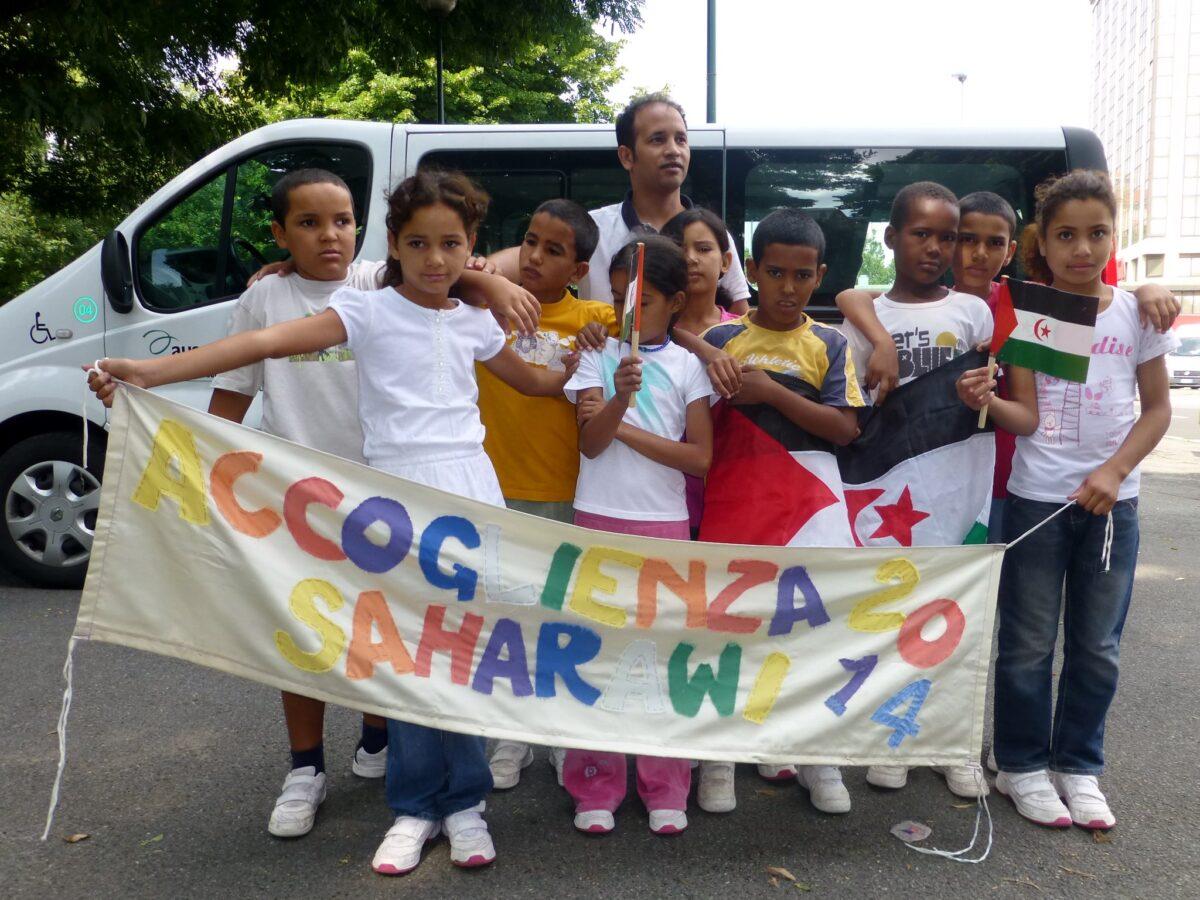 Saharawi: progetto Piccoli ambasciatori di pace