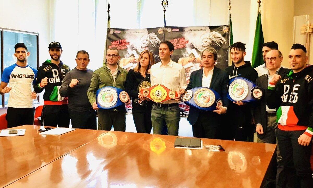 Ring War, sabato Sesto San Giovanni diventa capitale mondiale di Muay Thai