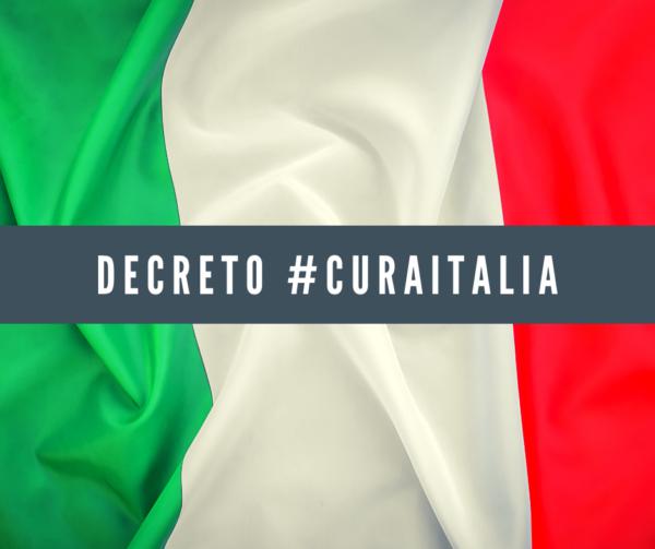 Decreto #CuraItalia
