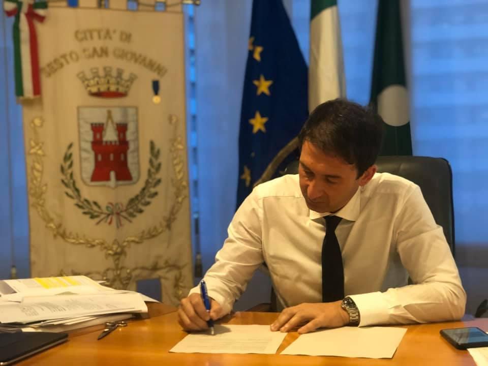 firma sindaco