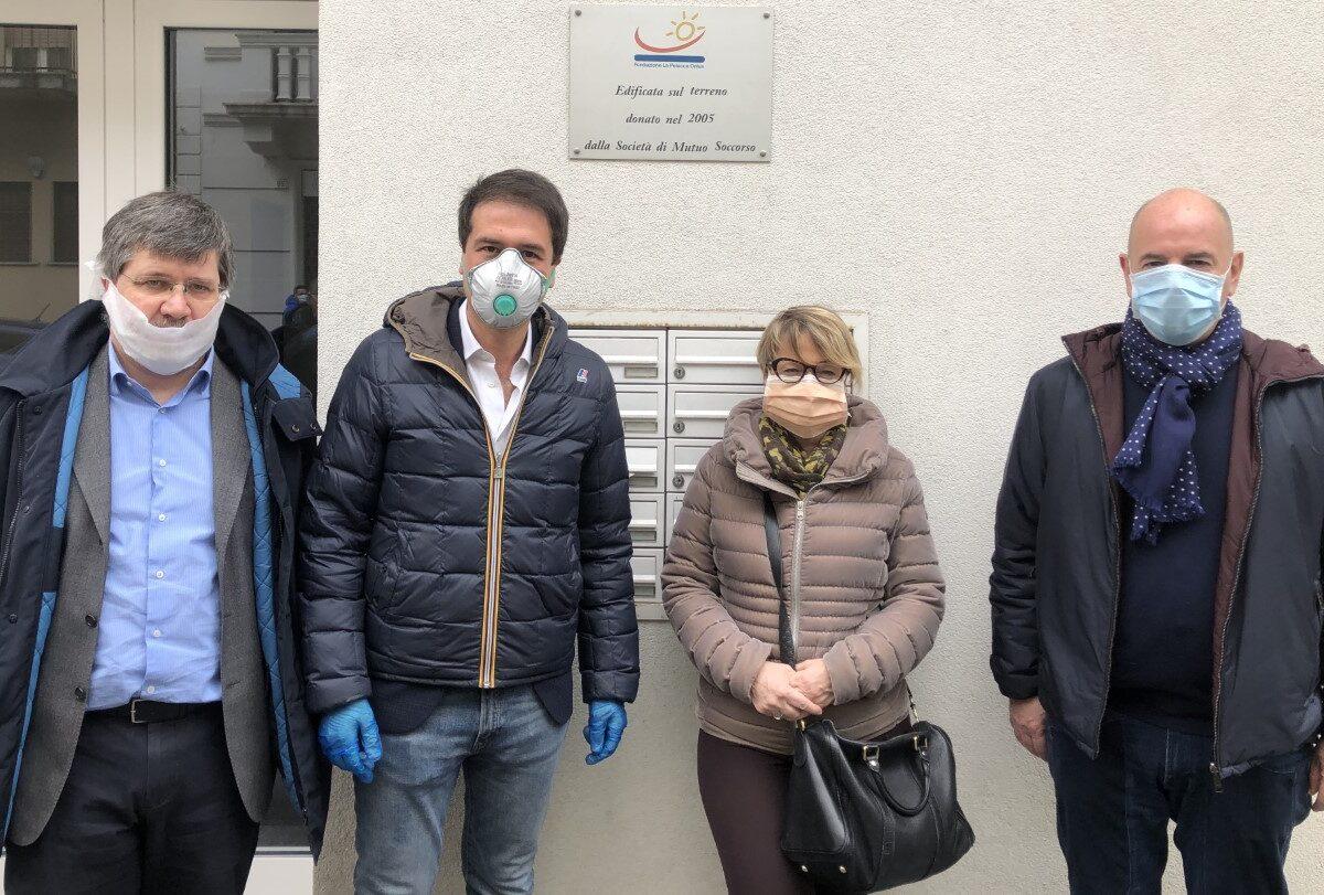 Coronavirus, 5 mini-alloggi di Fondazione Pelucca a disposizione di medici e infermieri dell'Ospedale di Sesto