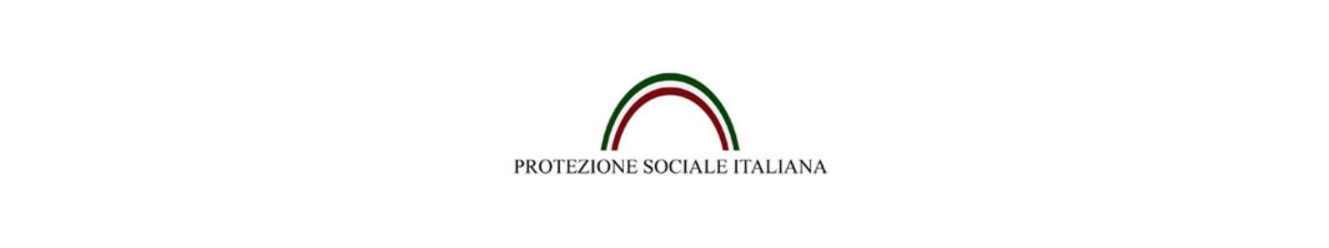 Protezione sociale italiana logo