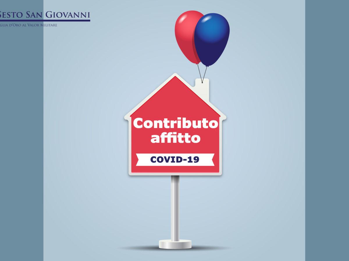 Sospensione temporanea del bando Contributo affitto emergenza Covid – 19