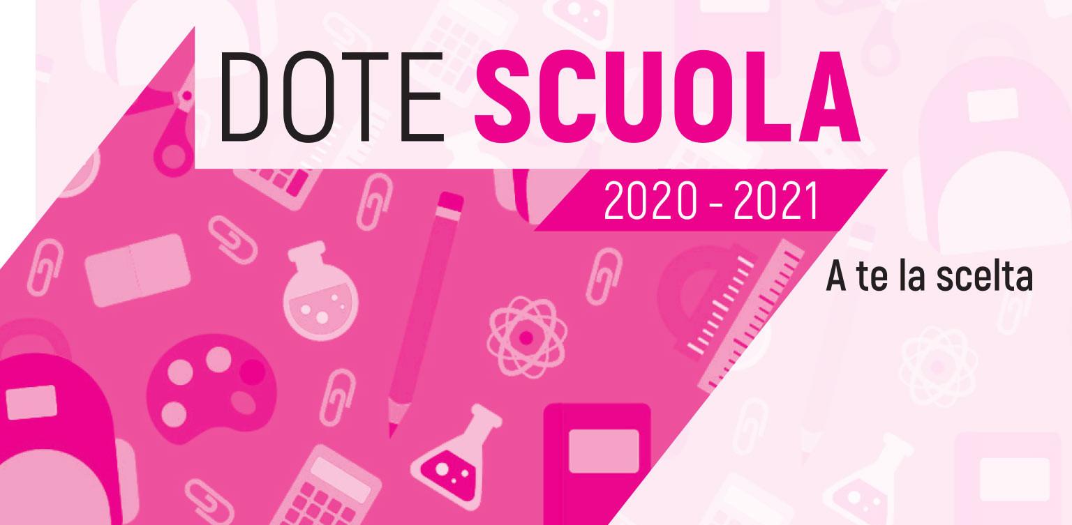 dote scuola 2020 2021 logo