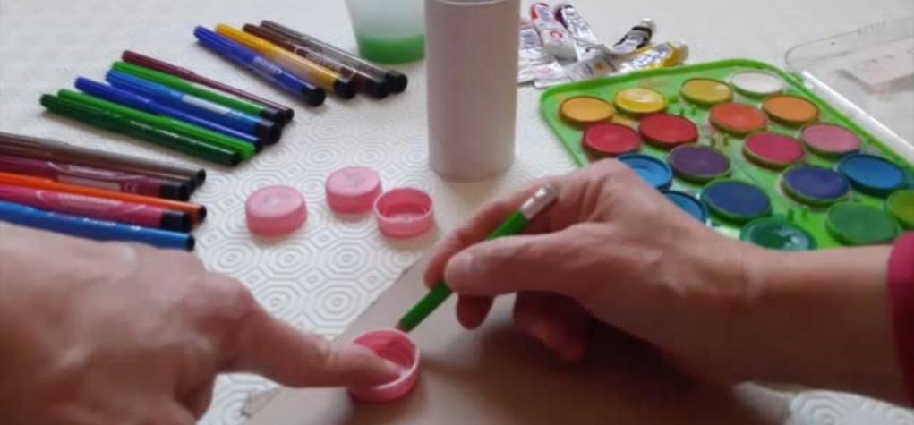 laboratorio pennarelli acquerelli