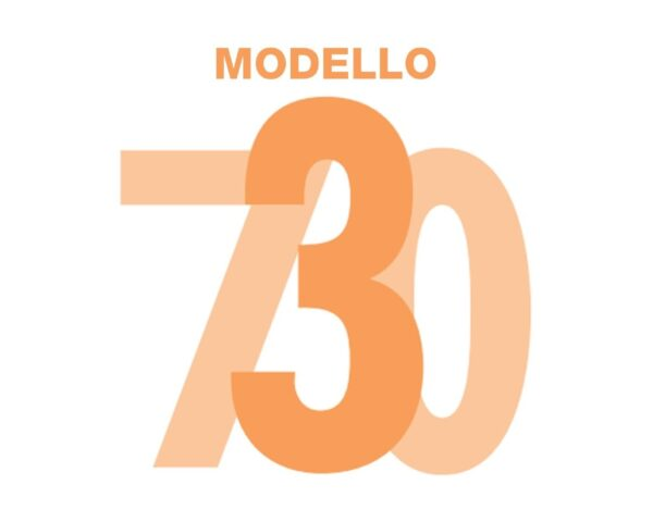 Modello 730 - 2020