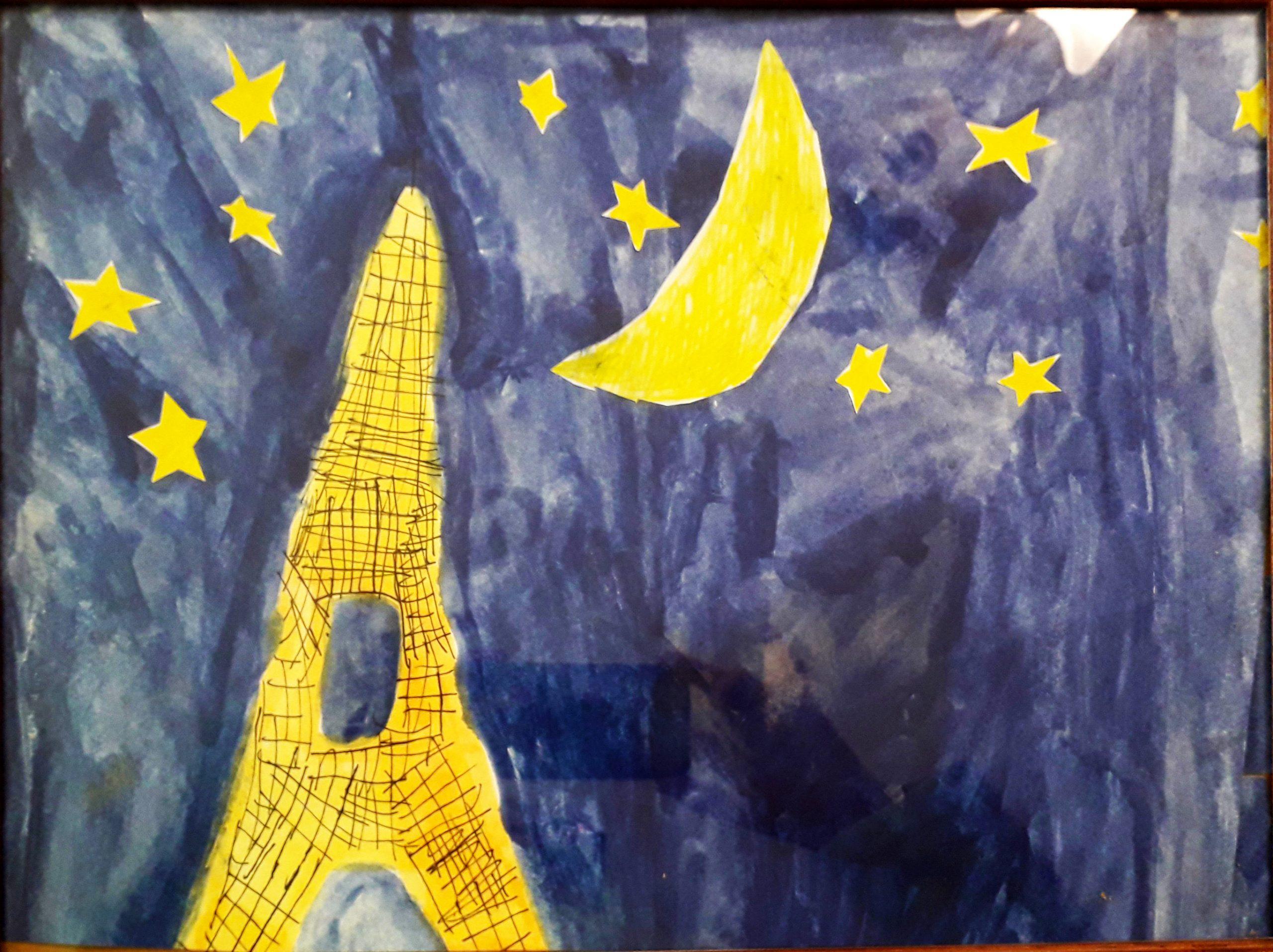 Questo disegno lo ha fatto Federico (6 anni)