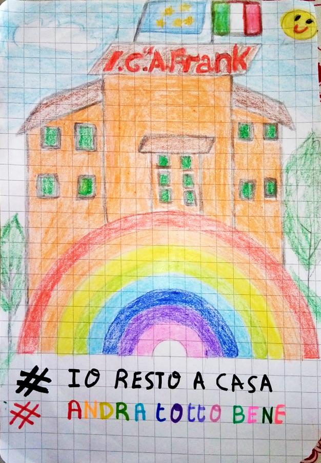 Questo disegno lo ha fatto amamri (8 anni)