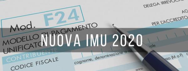 Nuova IMU 2020