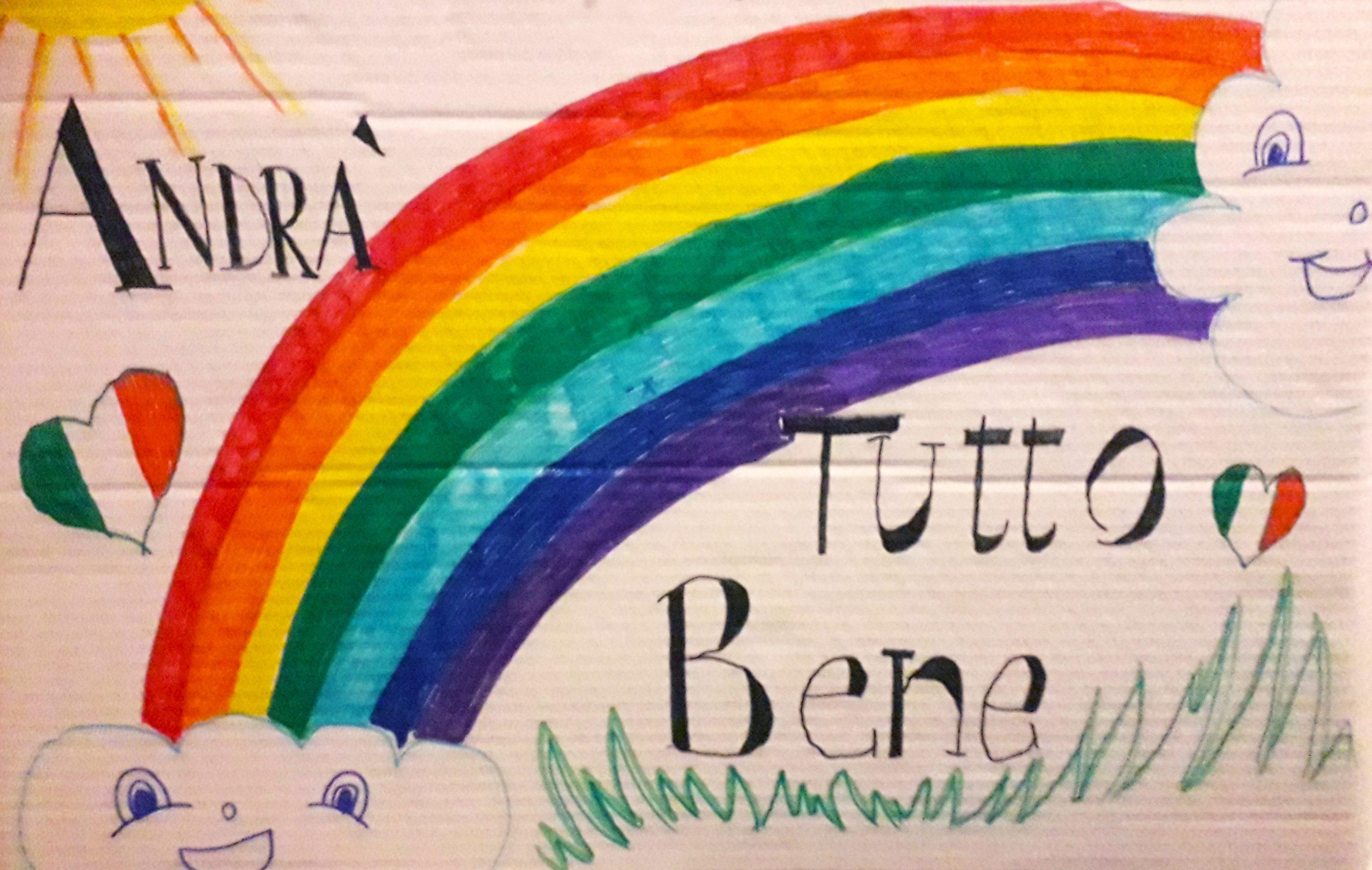 Questo disegno lo ha fatto Nicolas (7 anni)