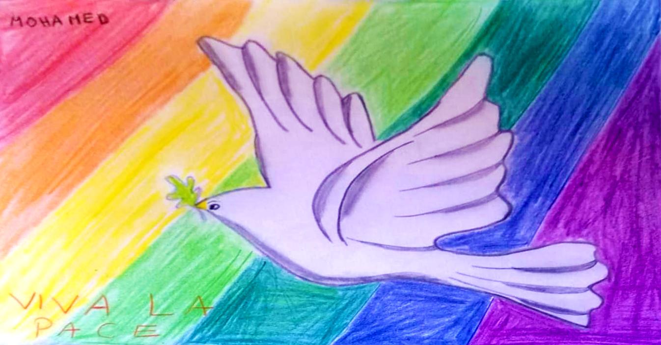 Questo disegno è stato fatto da Ayman (9 anni) (2)