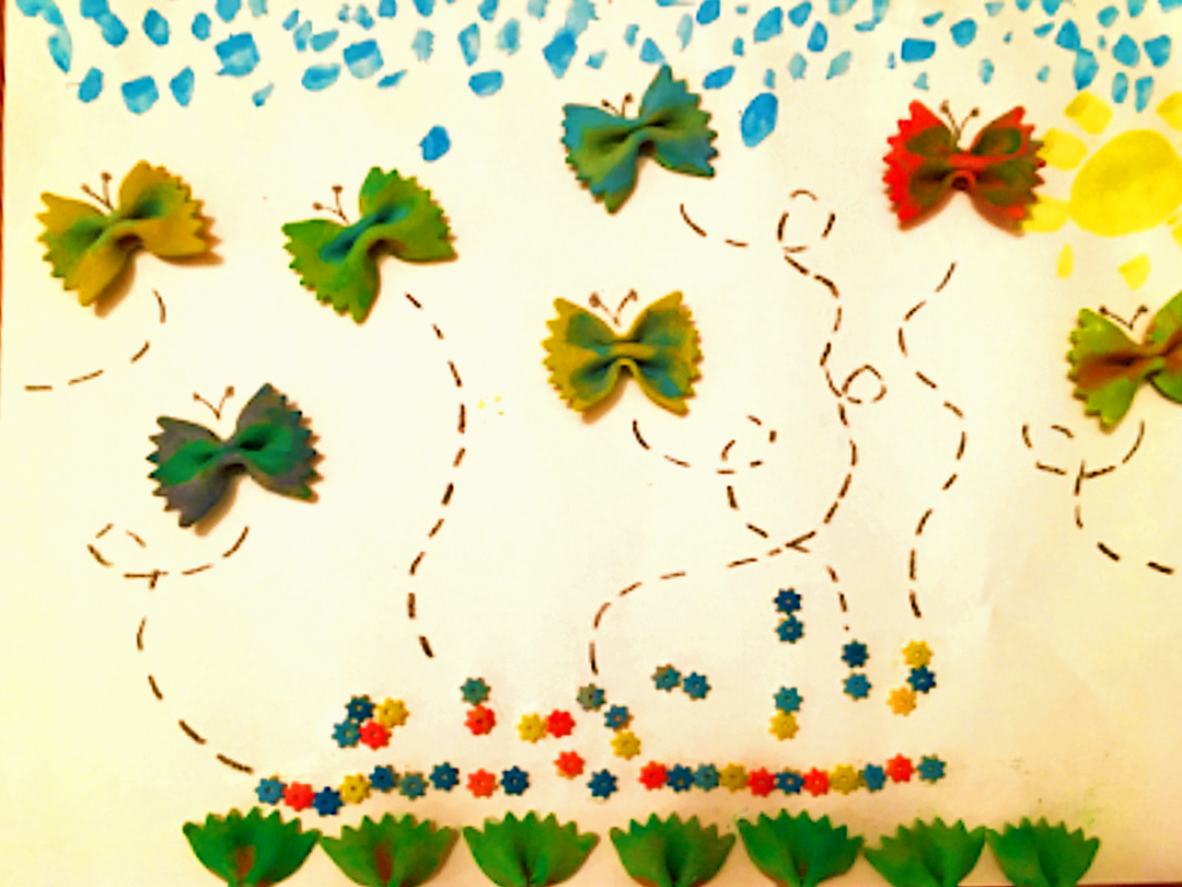 Questo disegno è stato fatto da Matilde (6 anni)