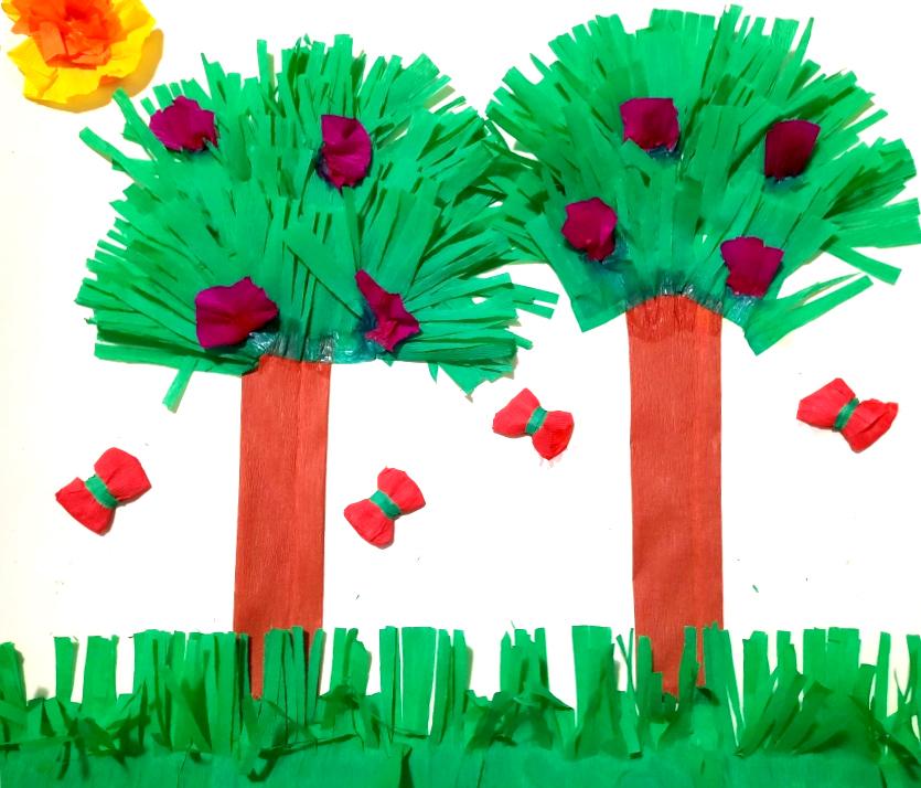 Questo disegno lo ha fatto Dalila (6 anni)