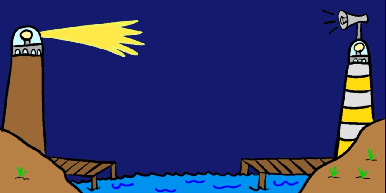 In un mare di fari