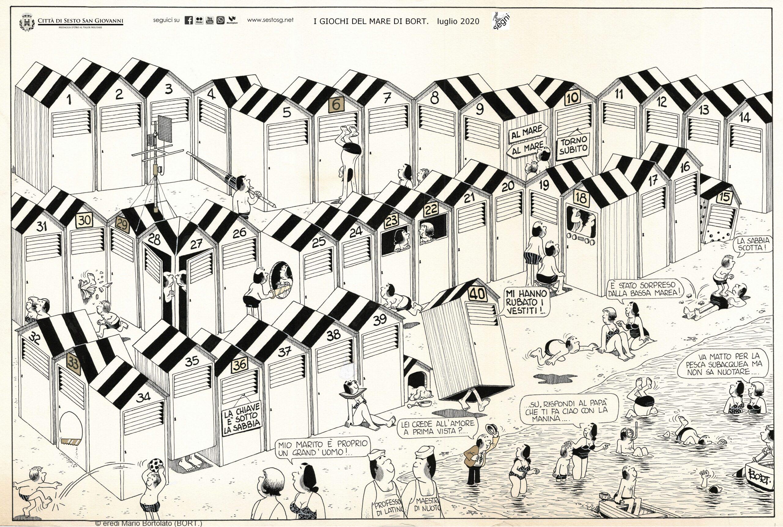 2 - Le cabine - BORT