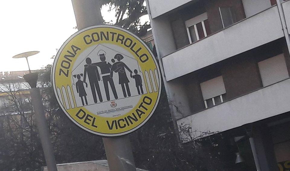 controllo del vicinato
