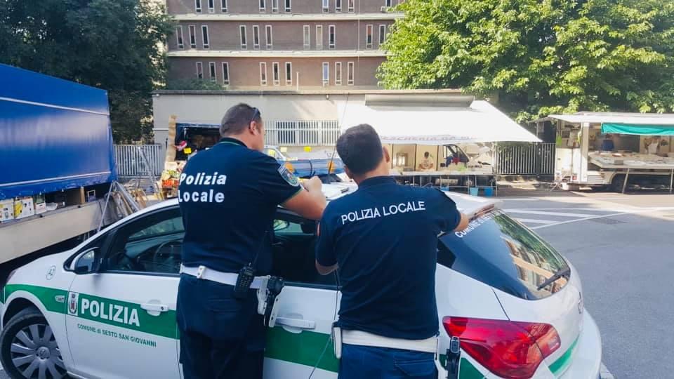 pattuglie polizia