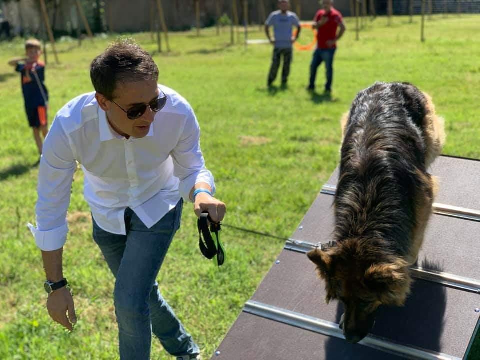 sindaco cani agility
