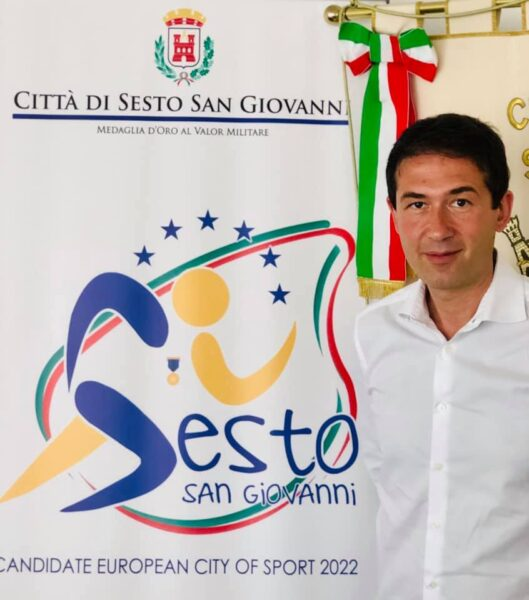 sindaco città europea sport 2022